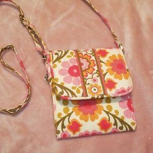 Vera Bradley Folkloric Small Crossbody Bag